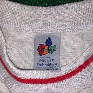 Vintage Shirts - Vintage 1993 Big Ten Champs Indiana Hoosiers Tee